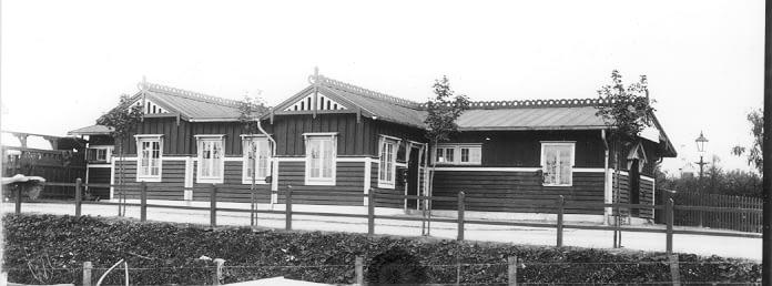 Espergærde station