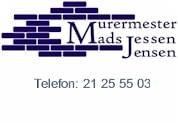Sponsor Muremester Mads Jessen Jensen